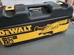 """DEWALT 9"""" GRINDER DWE492K"""