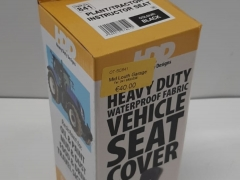 SEAT COVER PASSENGER
