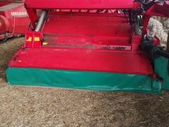 2012 kverneland 4332 mower + swarther