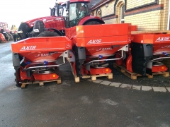 Full range of Rauch spreaders in stock!!!!