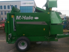 MC HALE C460 STRAW BLOWERS
