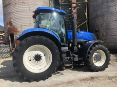 2011 New Holland T7050 SIDE WINDER
