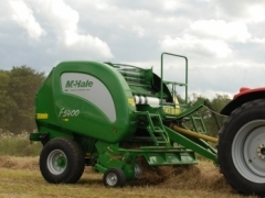 F5400 - Fixed Chamber Baler